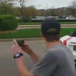 Ritkán látni ilyen balesetet ennyire közelről – videó
