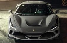 Több mint 800 lóerővel támad a Ferrari F8 Tributo