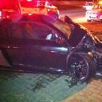 Őrült sofőr végzett ki egy Audi R8 GT-t Dél-Afrikában - fotók