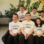 Robotépítő olimpián is taroltak a magyar diákok