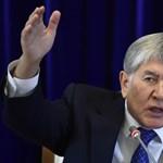 A második ostrommal sikerült őrizetbe venni a kirgiz ex-elnököt
