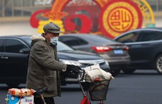 Ismét csökkent a koronavírusos fertőzöttek száma Kínában