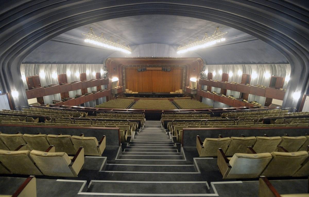 Fotók: így néz ki a felújított Erkel Színház