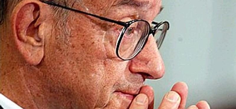 Ezért bukik az EU Greenspan szerint