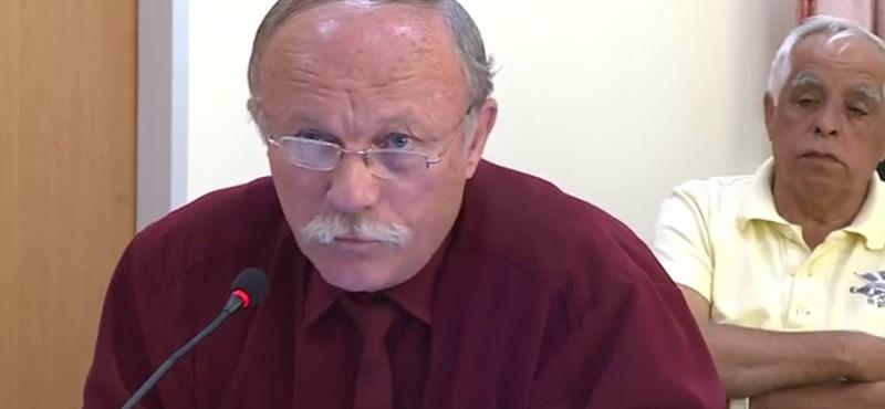 Nem kapott választ, Molotov-koktéllal fenyegetőzött az ózdi fideszes – videó