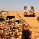Líbiában már Kadhafi utolsó bástyáit döntik