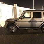 45 milliós, lopott AMG-Mercedest fogtak a határon