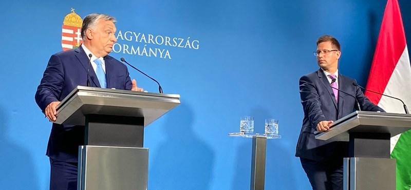 Újabb részleteket árult el Orbán a gyerekeseknek járó szja-visszatérítésről