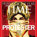 A tüntetőket ünnepli a Times magazin legújabb borítója