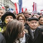 A magyar nemzetért imádkoztak Kaczynskiék Lengyelországban
