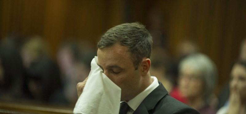 Minden kártyáját eljátszotta Pistorius, hosszú börtön jöhet