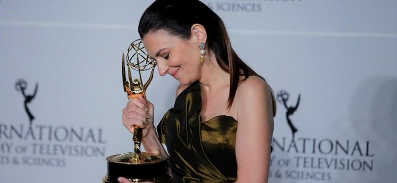 Itt az első magyar győzelem a Nemzetközi Emmy-díj-átadón