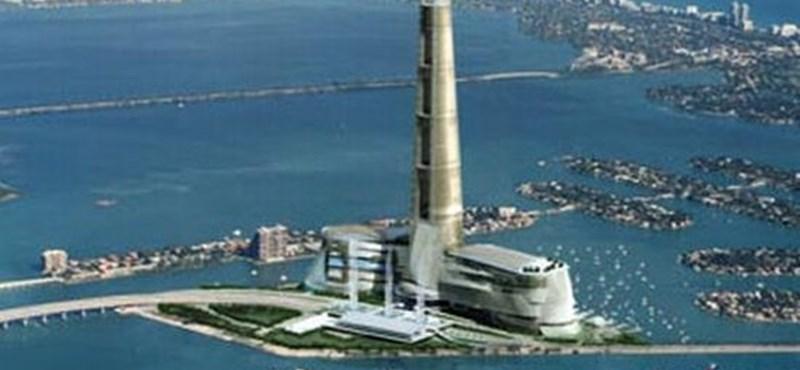 Toronyirigység: Miami nagyobbat akar, mint Dubai (képekkel)!