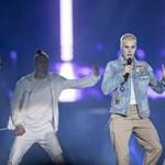 Justin Bieber elütött egy fotóst, de nem szándékosan