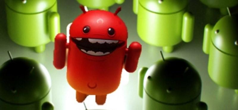 Ez tényleg durva: előre telepített kártevőket találtak androidos csúcstelefonokon