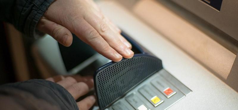 Lehúzós külföldi bankautomatákra figyelmeztet az MNB