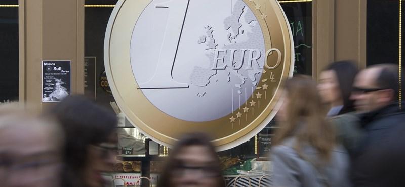 Nem történt ilyen az euróval 16 éve