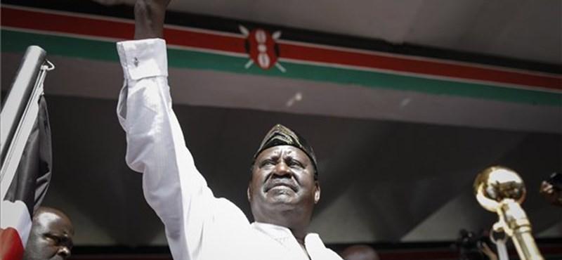 Pénteken is sötétek voltak a képernyők Kenyában a kormány parancsára