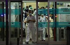 Spanyolország: több mint 800-an haltak meg egy nap alatt a koronavírus miatt