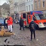 Egy csecsemő és az apja is meghalt a trieri gázolásban