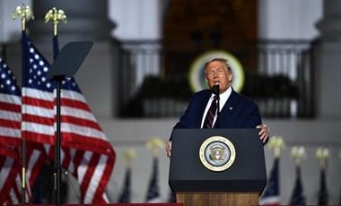 Trump elfogadta az elnökjelöltséget