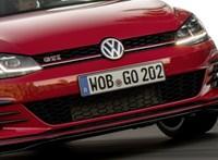 A VW meglepetése: itt az új szupersportos Golf