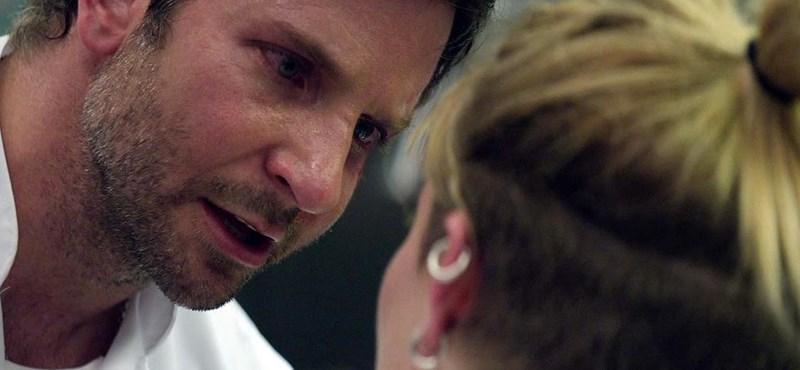 Összefolyik a nyál a szánkban az új Bradley Cooper-film előzetesétől