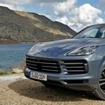 Tudathasadás: vezettük az új Porsche Cayenne-t