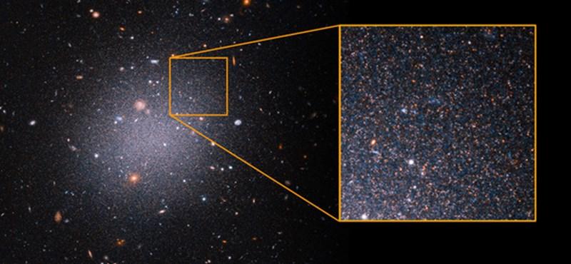 Hubble ha encontrado una galaxia tan extraña que los científicos ni siquiera entienden lo que podría suceder allí