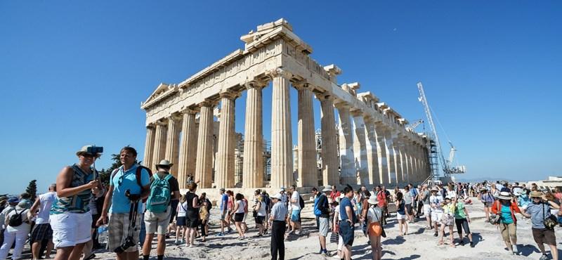 A legrosszabbat megúszták a görögök