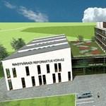 Romániai magyar kórház: kimunkált látványterv, hiányos finanszírozás