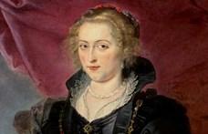 Újra előkerült egy elfeledett Rubens-festmény