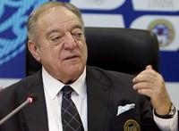 A Nemzetközi Súlyemelő-szövetség 90 napra felfüggesztette Aján Tamás elnököt