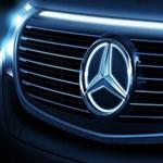Mercedes EQA lesz a márka legkisebb elektromos autója