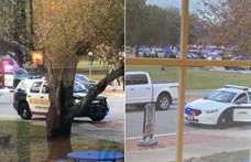 Hárman meghaltak és többen megsérültek egy floridai lövöldözésben