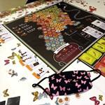 Az állatvilág nagy rejtélyéből készített szokatlan társasjátékot a leghíresebb tervezőnő