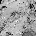 Megfejtették egy üstökösön látható szélnyomok rejtélyét