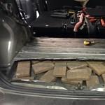 Huszonhét kiló heroinnal bukott meg egy magyar futár Franciaországban