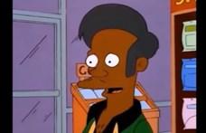 Minden indiaitól bocsánatot kért a színész, aki 20 évig volt Apu hangja a Simpson családban