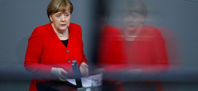 Ismét rosszul lett egy nyilvános eseményen Angela Merkel