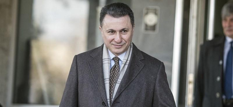 A Politico szerint a magyar hírszerzés is segített Gruevszkinek megszökni