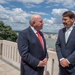Átadta megbízólevelét az új amerikai nagykövet