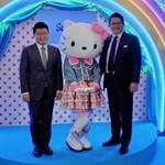 Új főnököt kap Hello Kitty