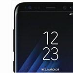 Ilyen lesz a Galaxy S8 – állítja a nagy kiszivárogtató
