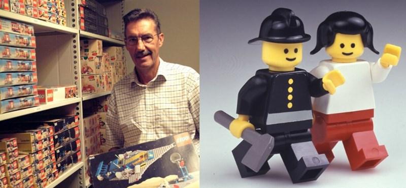 Meghalt a Lego-figurák alkotója