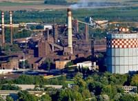 Az ukrán tulaj képviselője legközelebb 600-800 emberrel menne átvenni a Dunaferrt