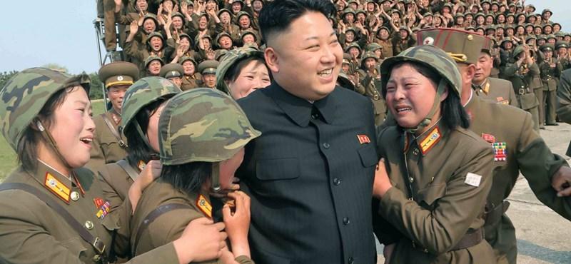 Kiszivárgott, mit tenne Kína az észak-koreai összeomláskor