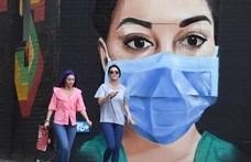 Látványosan javul a járványhelyzet Nagy-Britanniában