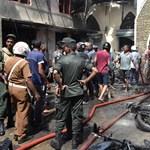 Újabb robbanás történt Srí Lankán