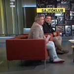 Bencsik András a Sajtóklubban: Homofób vagyok